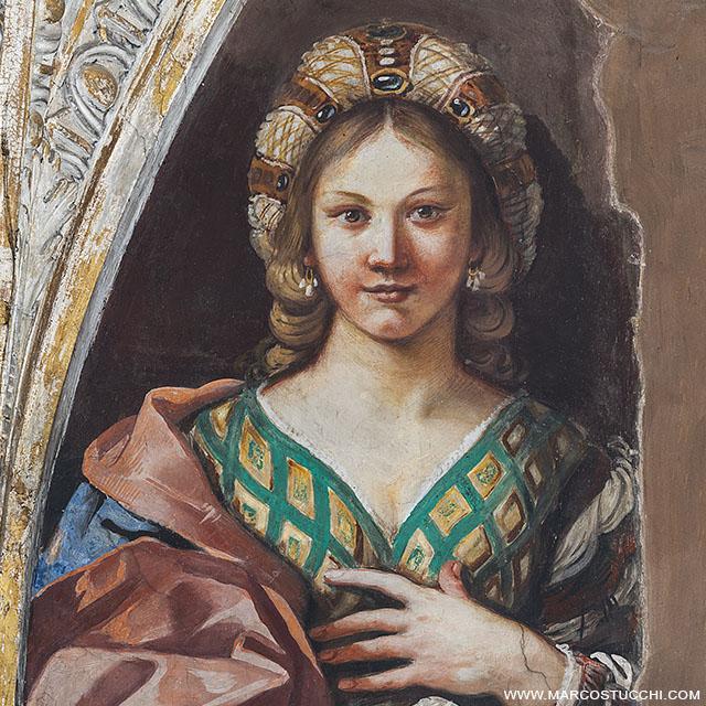 Guercino a piacenza gli affreschi della cupola for Piacenza mostra guercino